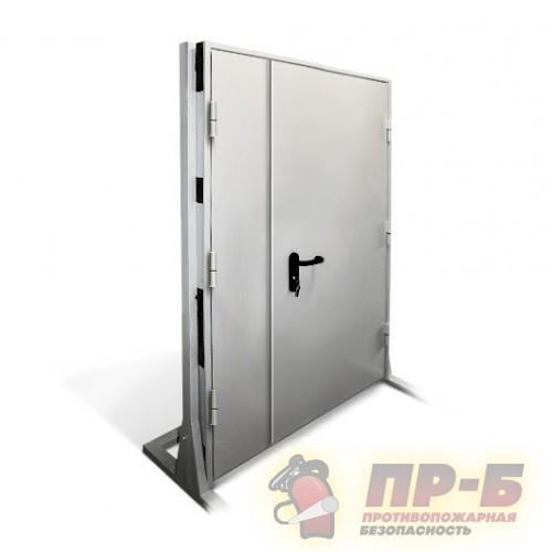 Дверь противопожарная двупольная 1300?2100 EI-30 - Двери противопожарные