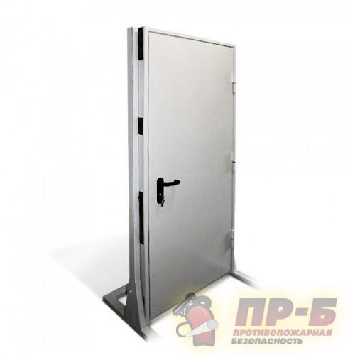 Дверь противопожарная однопольная 1100?2100 EI-60 (правая) - Двери противопожарные