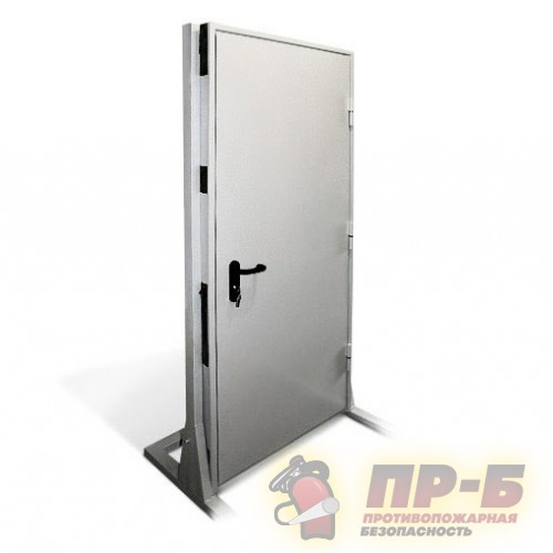 Дверь противопожарная однопольная 800?2100 EI-30 - Двери противопожарные