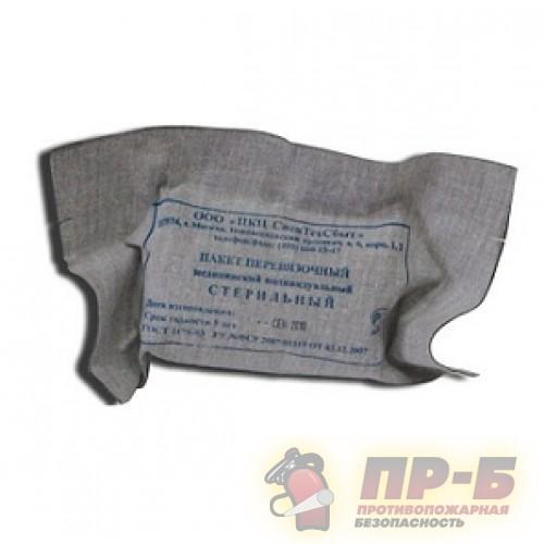 Индивидуальный перевязочный пакет ИПП-1 - Аптечки индивидуальные