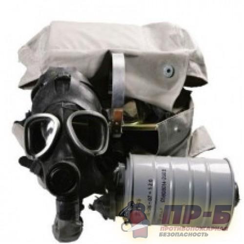 Изолирующий противогаз ИП-4МК - Изолирующие противогазы
