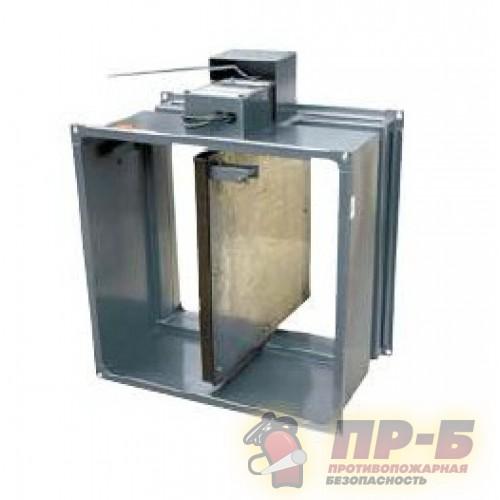 Клапан противопожарный КЛОП-1 600x600 - Вентиляционные клапаны