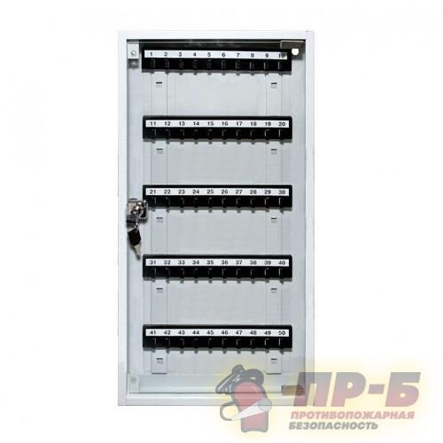 Ключница настенная КЛ-50С (стеклянная дверца) - Ключница