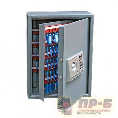 Ключница настенная КЛЭ 200 с электронным замком - Ключница