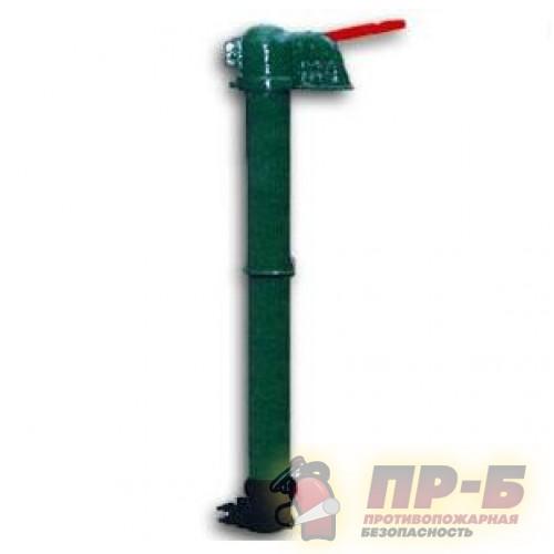 Колонка водоразборная КВ-4  эжекторная - Колонки водоразборные