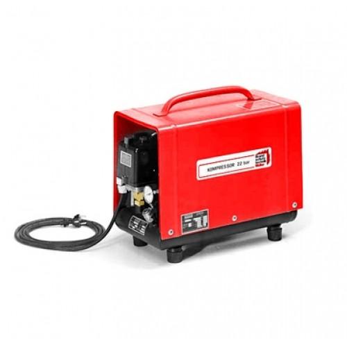 Компрессор для создания давления в закачных огнетушителях (Германия) -