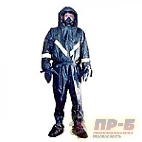 Костюм изолирующий химический КИХ-4М - Одежда