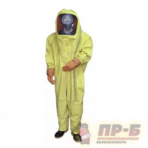Костюм изолирующий химический КИХ-4Т - Радиационная, химическая  и биологическая защита