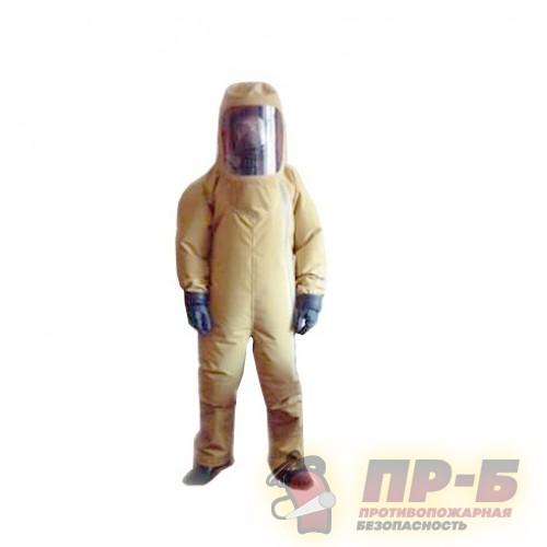 Костюм изолирующий химический КИХ-4У - Радиационная, химическая  и биологическая защита