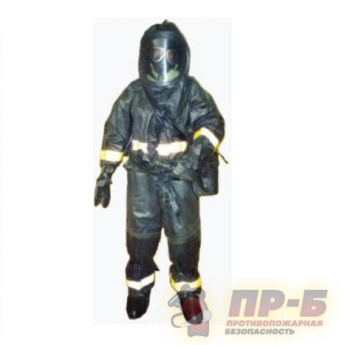 Костюм изолирующий химический КИХ-5M - Радиационная, химическая  и биологическая защита