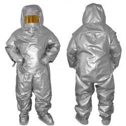 Алюминизированная одежда Ток