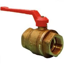 Клапан пожарный прямоточный