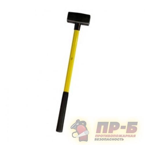 Кувалда с диэлектрической ручкой NUPLA - Пожарный инвентарь