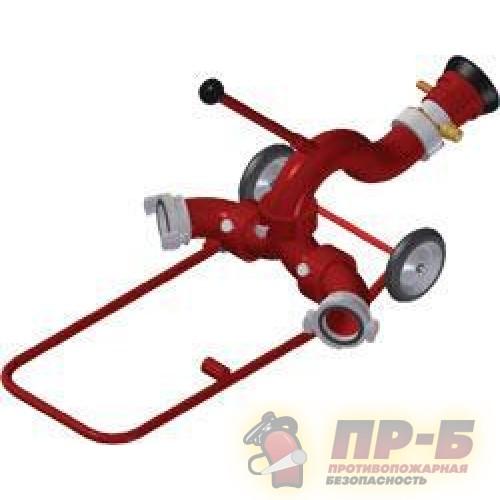 Лафетный ствол ЛС-П 40у - Cтволы пожарные лафетные