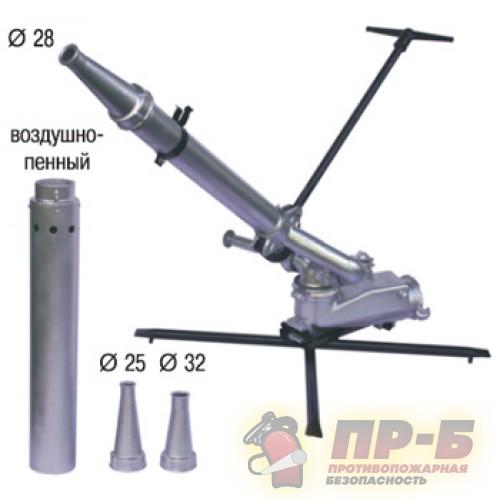 Лафетный ствол СЛК-П20 - Cтволы пожарные лафетные