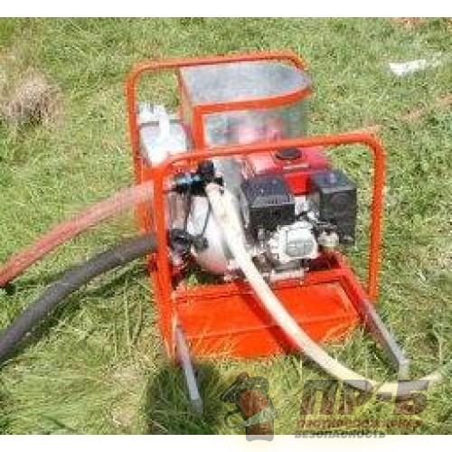 Легкий пожарный модуль - Мотопомпы пожарные (высоконапорные)