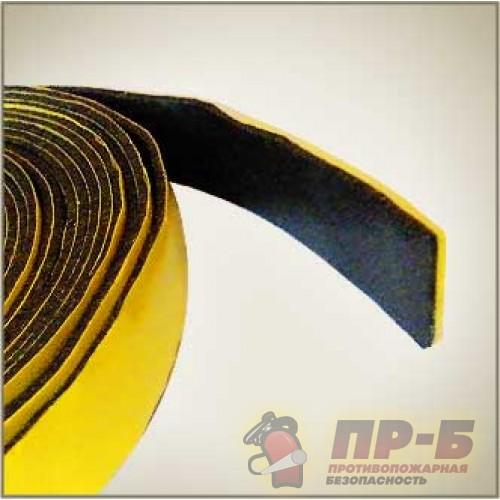 Лента уплотнительная терморасширяющаяся с самоклеящимся слоем ОГНЕЗА-ЛТУ, 2х15 - Огнезащита прочих материалов
