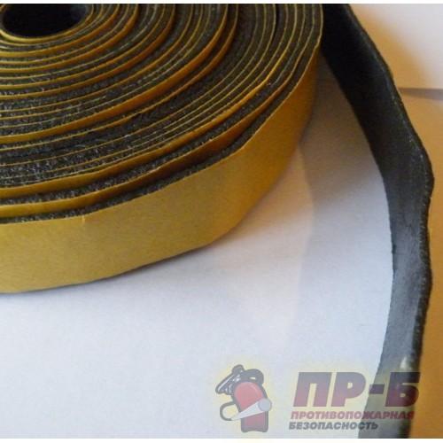 Лента уплотнительная терморасширяющаяся с самоклеящимся слоем ОГНЕЗА-ЛТУ, 2х20 - Огнезащита прочих материалов