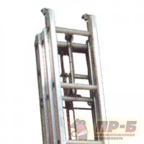 Лестница 3-х коленная ВПЛ - Лестницы, веревки пожарные
