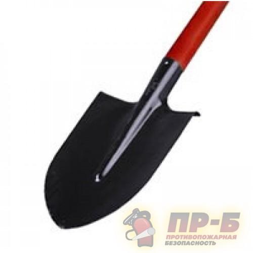 Лопата штыковая - Комплектующие к пожарным стендам и щитам