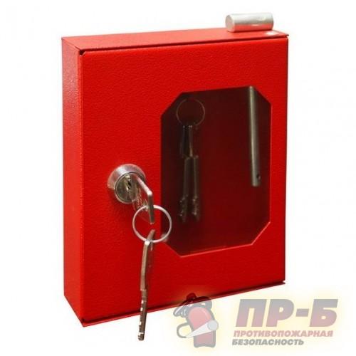 Металлическая ключница настенная на 1 ключ КЛ-1 - Ключница