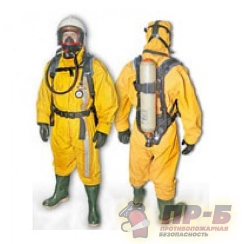 Мобильный радиационно-защитный костюм РЗК-М - Радиационная, химическая  и биологическая защита