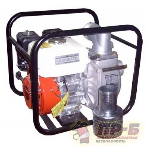 Мотопомпа Koshin SEH-80 X (Для чистой и слабозагрязнённой воды) - Мотопомпы бензиновые