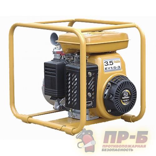 Мотопомпа Robin PTG 208 ST (бензиновая для сильнозагрязненных жидкостей) - Мотопомпы бензиновые