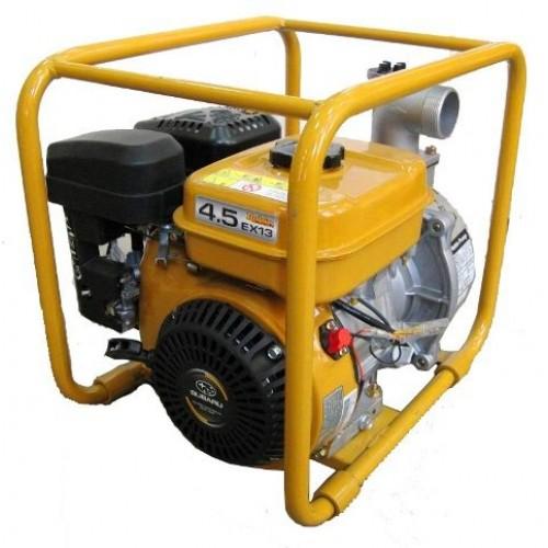 Мотопомпы Robin и Хонда Koshin, бензиновые и дизельные для воды -