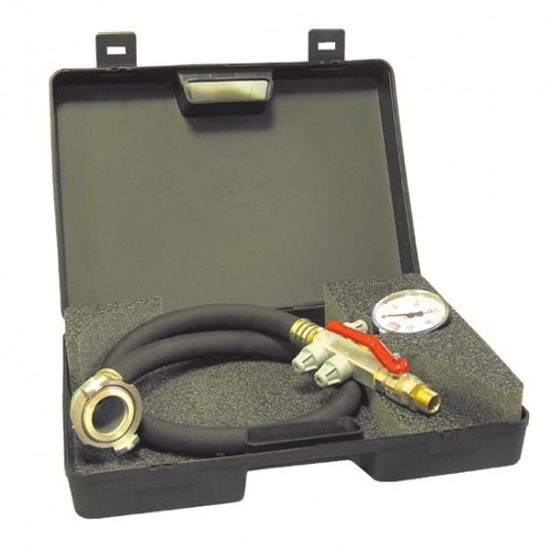Набор для проверки внутренних пожарных кранов HPS в футляре -