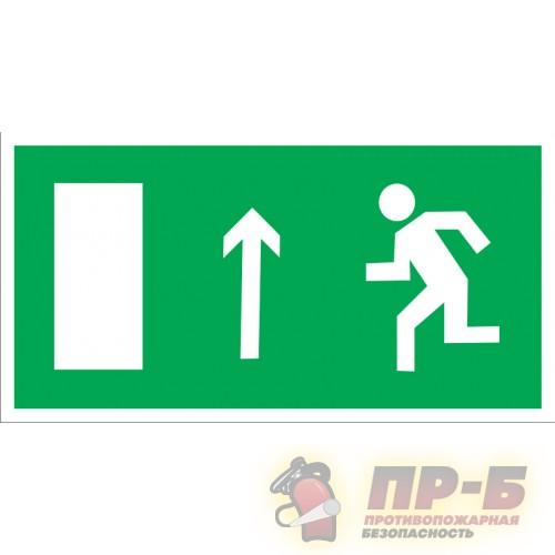 Направление к эвакуационному выходу (Левосторонний) - Эвакуационные знаки