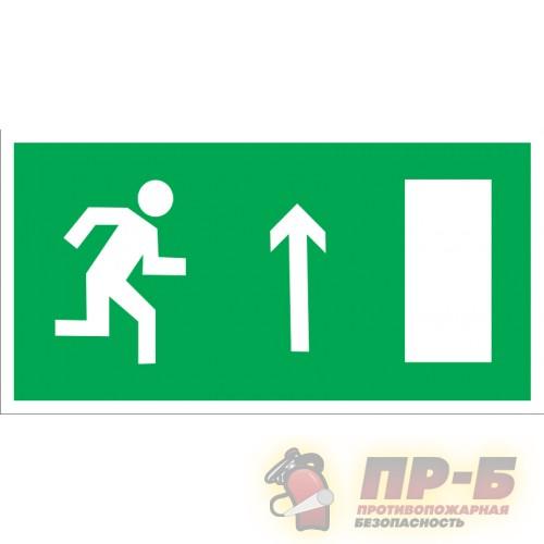 Направление к эвакуационному выходу (Правосторонний) - Эвакуационные знаки