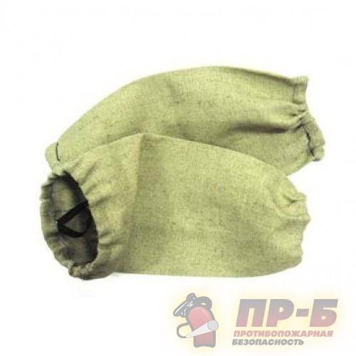 Нарукавники для сварщиков брезентовые - Защитная одежда, обувь, перчатки и др. (безопасность труда)