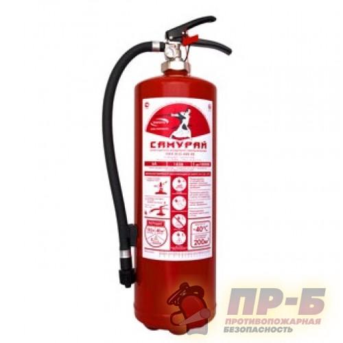 Огнетушитель ОВЭ-5 Самурай - Воздушно-эмульсионные огнетушители