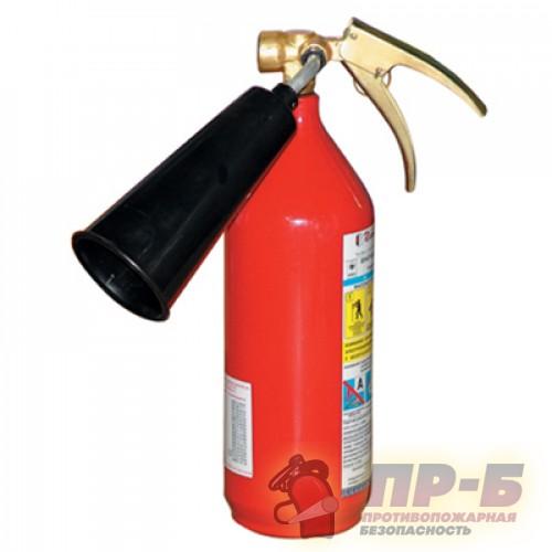 """Огнетушитель  ОУ-2 ( 3 литра ) - Огнетушители углекислотные """"ОУ"""""""