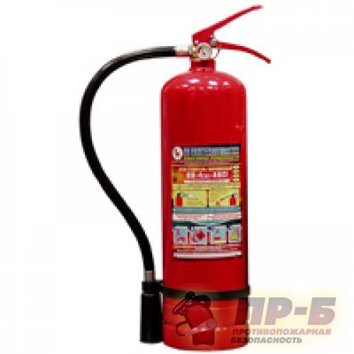 """ОП-5 В,С,Е (6 литров) - Огнетушители порошковые """"ОП"""""""
