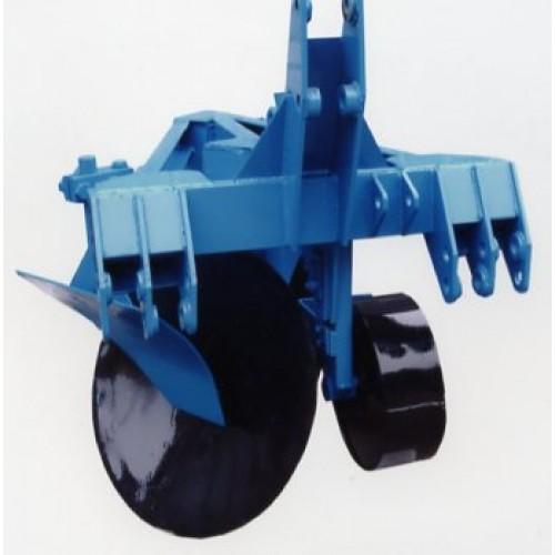Плуг дисковый ПД-07 для прокладки минполос (МТЗ-80/82) -