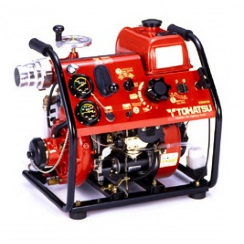 Пожарная мотопомпа Tohatsu V20D2 -
