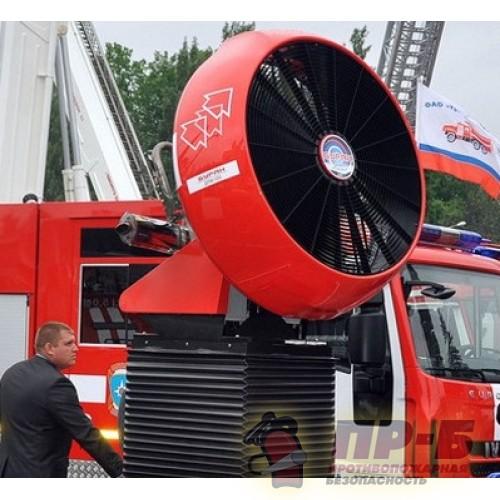 Пожарный дымосос ДПМ-100 Буран - Дымососы