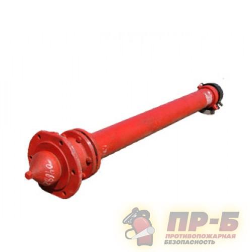 Пожарный Гидрант Н-1750 - Гидранты пожарные чугун