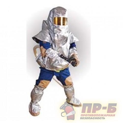 Пожарный комплект средств локальной защиты СЛЗ-Л - Алюминизированная одежда Ток