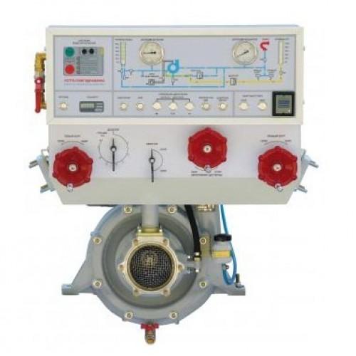 Пожарный насос нормального давления (модернизированный) НЦПН-40/100М-П2 -