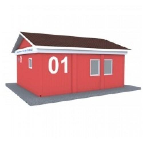 Пожарный пост стационарный (без комплектации) -