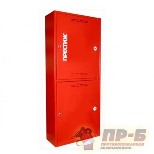 Пожарный шкаф ПРЕСТИЖ-03 (320 НЗК) навесной, закрытый, красный - Для пожарных кранов
