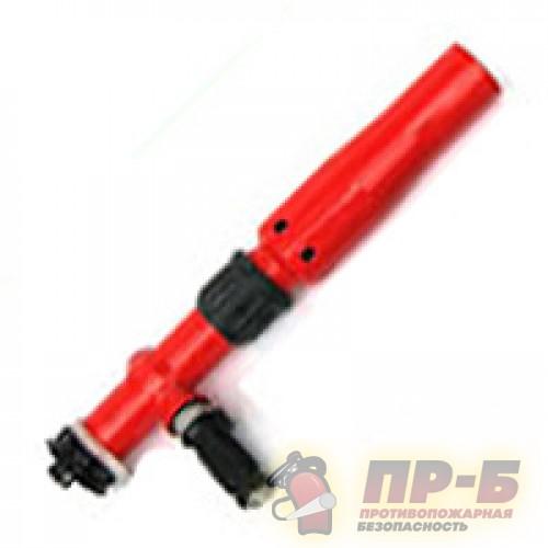 Пожарный ствол ОРТ-50 с пеногенератором - Стволы с пеногенератором