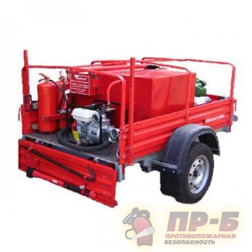 Пожарно-спасательный комплекс - Мобильные установки пожаротушения