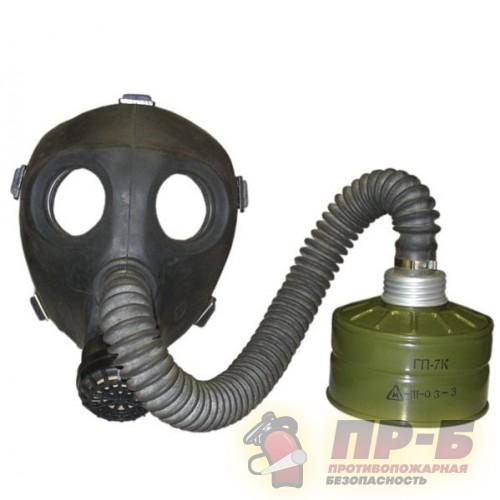 Противогаз детский фильтрующий (школьный) ПДФ-2ШУ - Гражданские противогазы