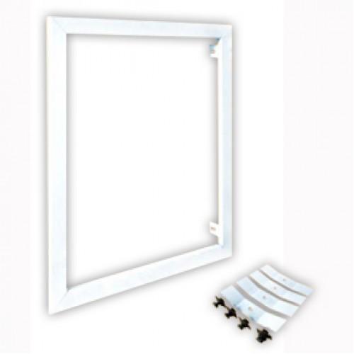 Рама для шкафов ПРЕСТИЖ-01 белая -