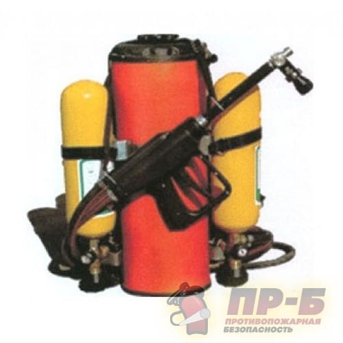 Ранцевое устройство пожаротушения РУПТ-1-04 без дыхательной системы - Ранцевые огнетушители