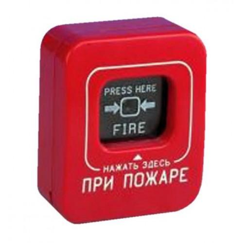Ручной пожарный извещатель ИПР-Ксу (ИОПР 513/101-2) FIRE без крышки -